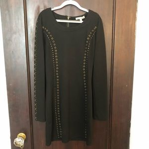 Ucca Couture Rivet Dress Size S
